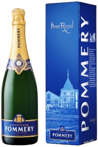 "Pommery Champagner ""Brut Royal"" 1,5 l in Geschenkpackung"